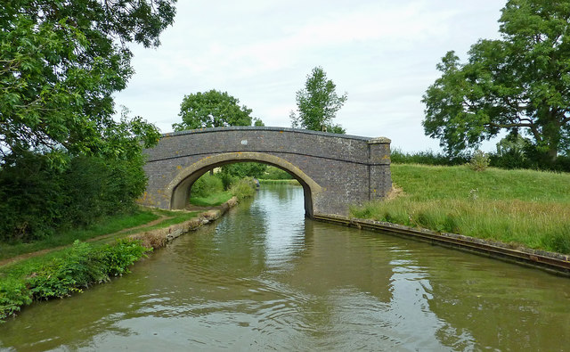 Humphris Bridge near Braunston in Northamptonshire