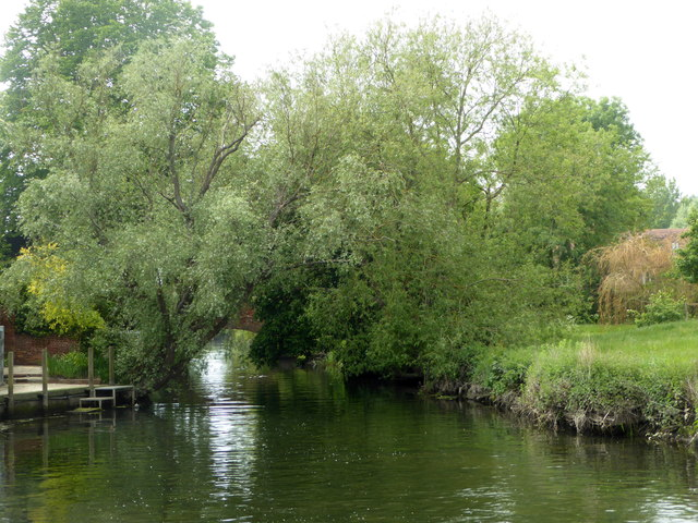 The Great Stour, Fordiwch