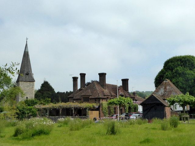 The town of Fordwich