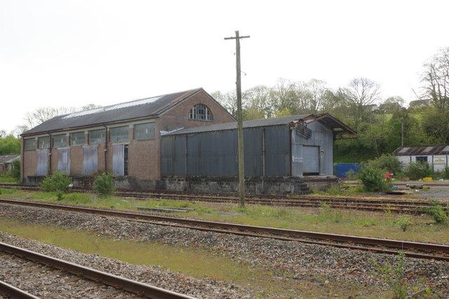 Haverfordwest Goods Shed