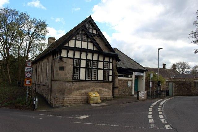 Reading Room (Village Hall), Ovingham