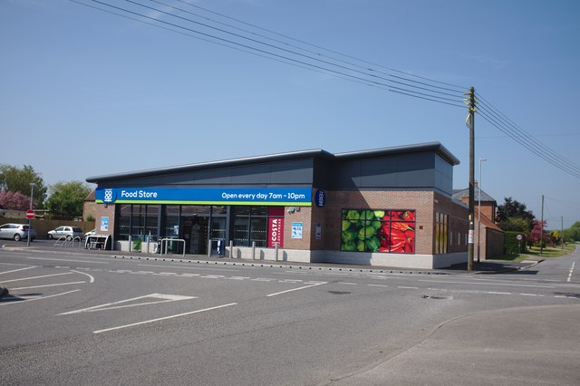The new co-op