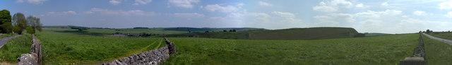 Hillside from Mires Lane