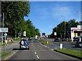 SD5528 : London Road entering Preston by Steve Daniels