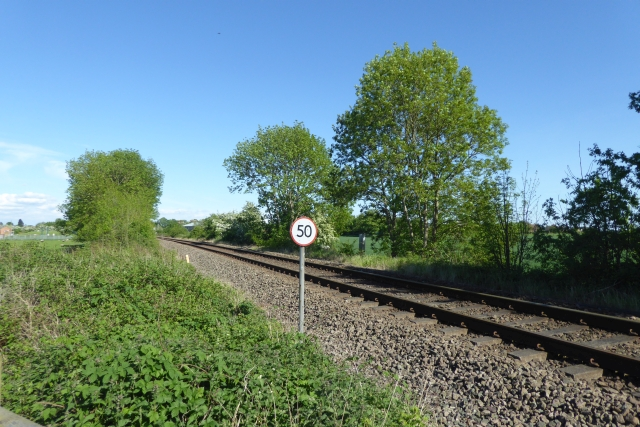 Railway between Gowdall and Snaith