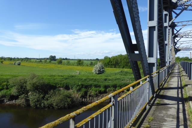 Bridge over the Aire