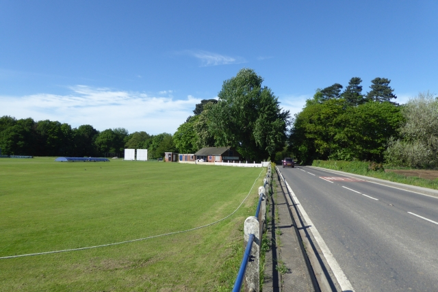 Carlton Towers cricket club
