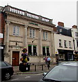 SY1287 : Lloyds Bank, 39 High Street, Sidmouth by Jaggery