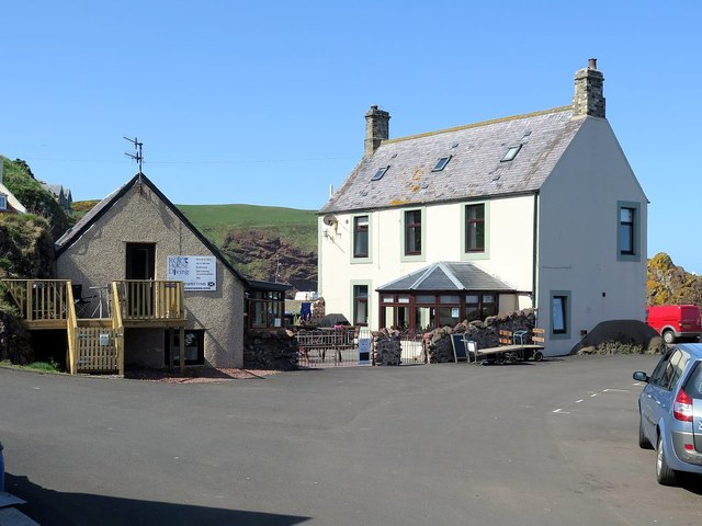 Rock House, St Abbs