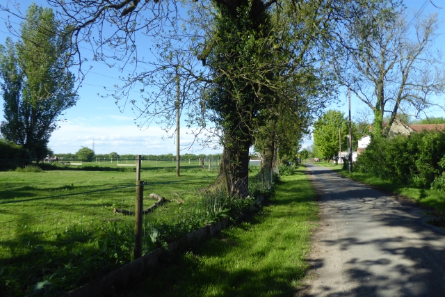 Common Lane in Temple Hirst