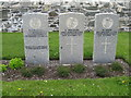 NR2163 : Commonwealth War Graves at Kilchoman by M J Richardson