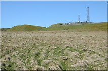 SO6077 : The Radar Station on Titterstone Clee Hill by Philip Halling