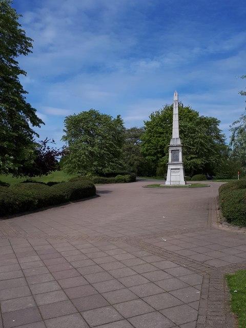 Perthshire Volunteers Monument