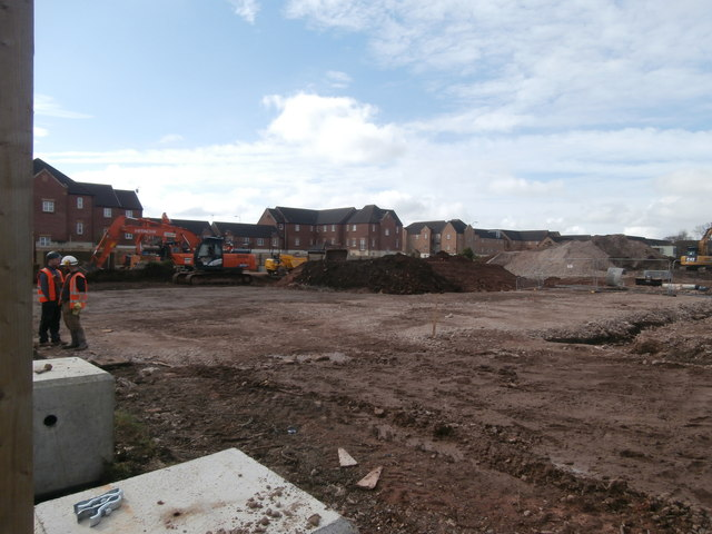 Site for a new Aldi store, Caerphilly Rd, Cardiff