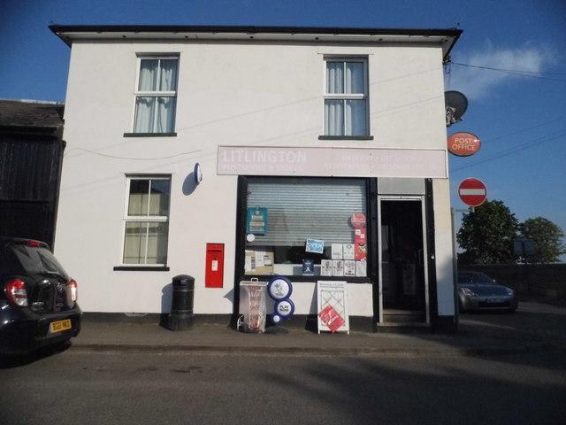 Litlington Post Office