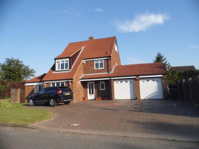 House on Meeting Lane, Litlington