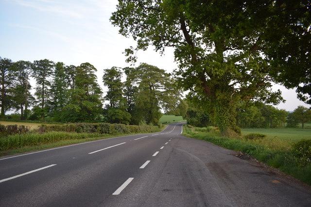 A515 north of Sudbury