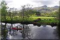 NN5733 : River Lochay, Killin by Ian Taylor