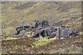 NG8043 : Massive boulders, Coire nan Arr (3) by Jim Barton