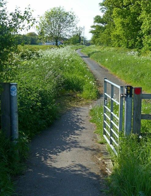 Gaddesby Lane Rearsby