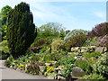 ST3087 : Rockery, Belle Vue Park, Newport by Robin Drayton