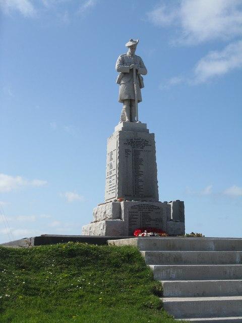 Port Ellen War Memorial