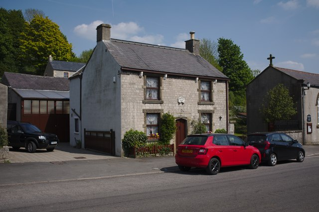 House in Tideswell
