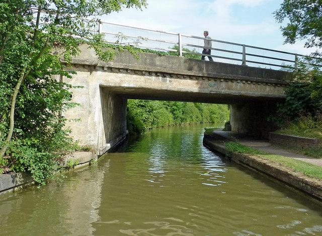 Braunston Road Bridge near Braunston, Northamptonshire
