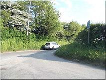 TL3033 : Junction in Wallington by David Howard