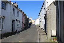 SC2667 : Queen Street, Castletown by Richard Hoare