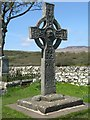 NR4550 : Kildalton Great Cross by M J Richardson
