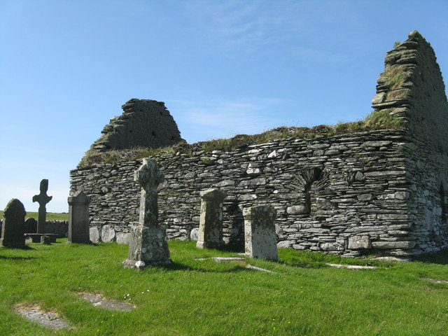 Kilnave chapel and burial ground
