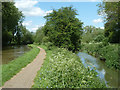 SP9123 : Grand Union Canal and River Ouzel by Robin Webster