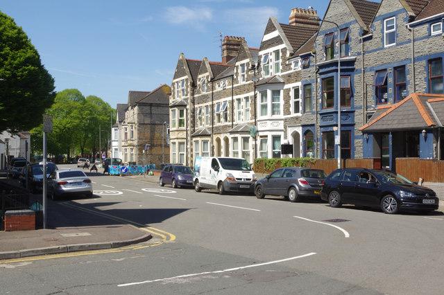 Despenser Street, Cardiff