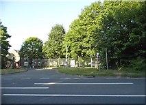 TL3445 : Bassingbourn Barracks by David Howard
