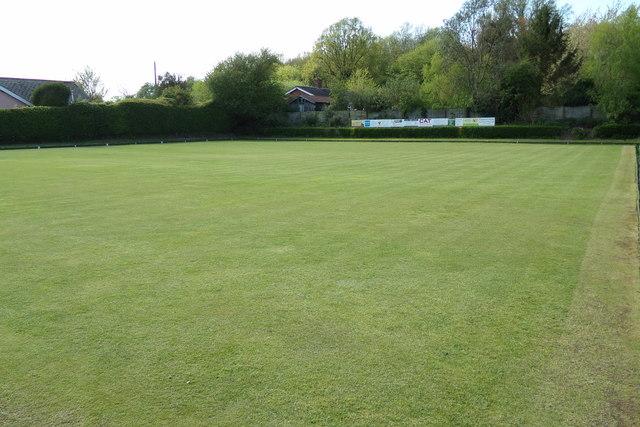 Peasenhall & Sibton Bowling Green