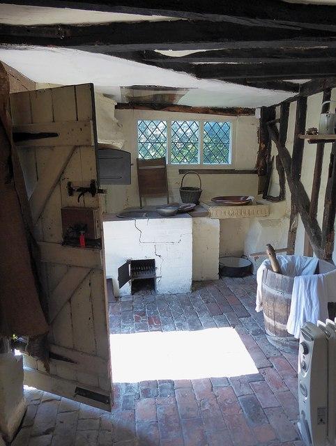Oakhurst Cottage - Kitchen / Scullery