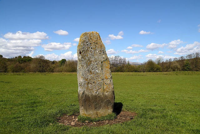The Standing Stone of Dalarran