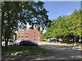 SJ8145 : Barnes Hall, Keele University by Jonathan Hutchins