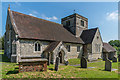 TQ2856 : St Margaret's Church, Chipstead by Ian Capper
