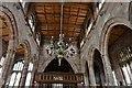 SJ5658 : Bunbury, St. Boniface's Church: The nave by Michael Garlick