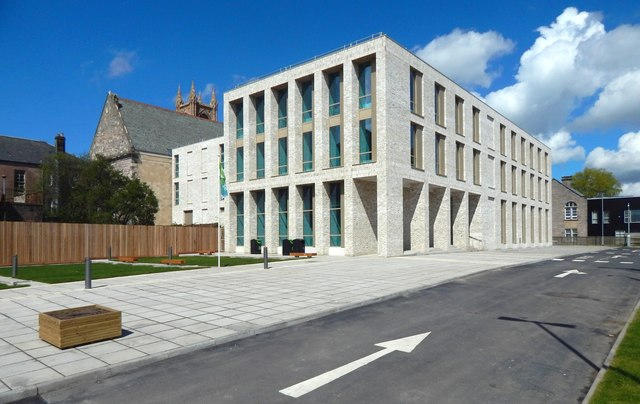 New Council Offices, Dumbarton