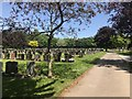 SJ8645 : Stoke (Hartshill) Cemetery (18) by Jonathan Hutchins