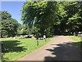 SJ8645 : Stoke (Hartshill) Cemetery (20) by Jonathan Hutchins