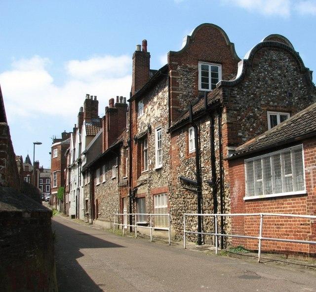 St Faith's Lane