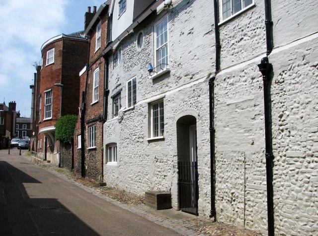 17th century walls