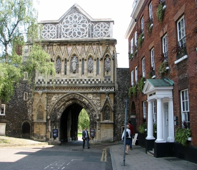 St Ethelbert's Gate