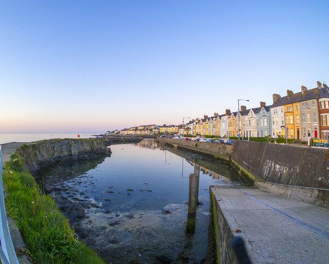 The 'Long Hole', Bangor