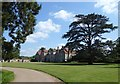 SU9747 : Loseley House - from its drive by Rob Farrow