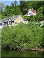SO5615 : The Chalet, Symonds Yat by Philip Halling